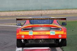 #99 Aston Martin Racing V8 Aston Martin Vantage GTE : Fernando Rees, Alex MacDowall, Richie Stanaway
