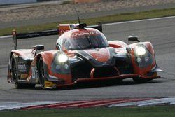 #28 G-Drive Racing Ligier JS P2 : Ricardo Gonzalez, Luis Felipe Derani, Gustavo Yacaman