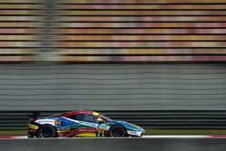 #71 AF Corse Ferrari 458 GTE : Davide Rigon, James Calado