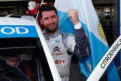 Le Champion du Monde 2015 Jose Maria Lopez, Citroën C-Elysée WTCC, Citroën World Touring Car team