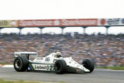 Alan Jones, Williams FW07B
