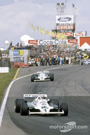 Alan Jones, Williams FW07C