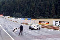 1. Alan Jones, Williams FW07
