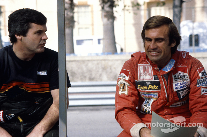 GP do Brasil, 1981: Carlos Reutemann irrita Alan Jones