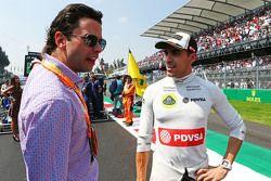 Pastor Maldonado, Lotus F1