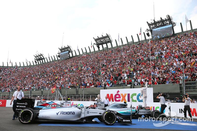 2015, Mexique