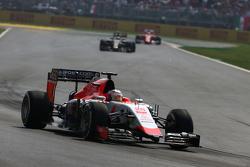 Уилл Стивенс, Manor F1 Team