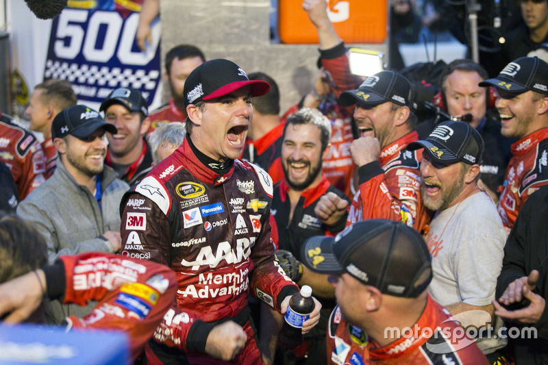 4. Jeff Gordon's final victory