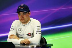 Valtteri Bottas, Williams in the post race FIA Press Conference