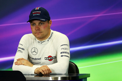 Valtteri Bottas, Williams in de FIA persconferentie