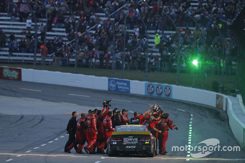 1. Jeff Gordon, Hendrick Motorsports Chevrolet