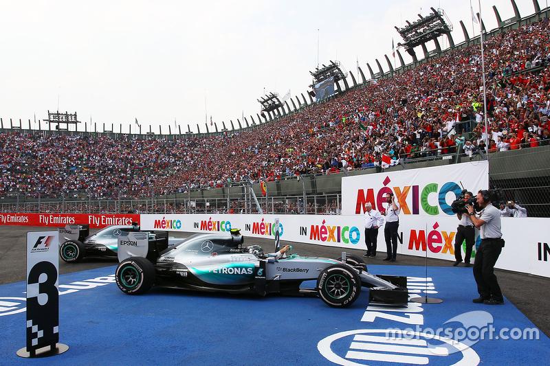 Rosberg premier