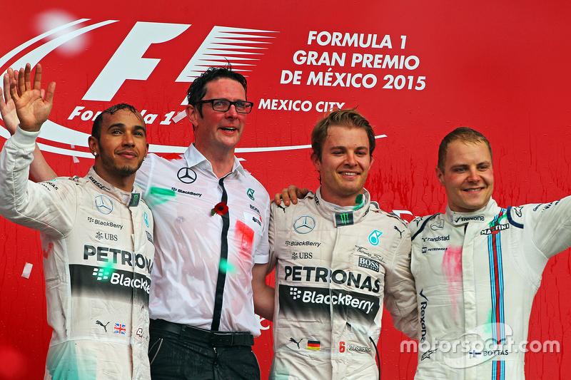 2015: Nico Rosberg