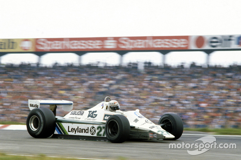 1980: Williams FW07