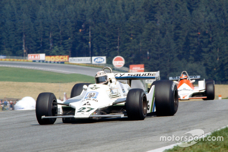 58º: Williams FW07 (1979-1980)