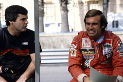 Alan Jones and Carlos Reutemann, Williams