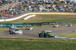 Mauro Giallombardo, Maquin Parts Racing Ford, Santiago Mangoni, Laboritto Jrs Torino, Gaston Mazzacane, Coiro Dole Racing Chevrolet