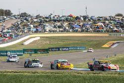 Leonel Pernia, Las Toscas Racing Chevrolet, Prospero Bonelli, Bonelli Competicion Ford, Diego de Car