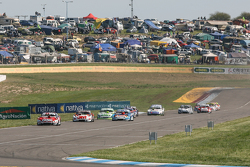 Matias Rossi, Donto Racing Chevrolet, Mariano Werner, Werner Competicion Ford, Martin Ponte, Nero53