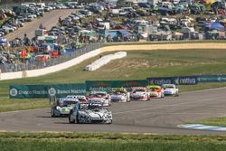 Laureano Campanera, Donto Racing Chevrolet, Mathias Nolesi, Nolesi Competicion Ford, Pedro Gentile,