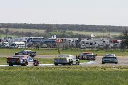 Christian Ledesma, Jet Racing Chevrolet, Agustin Canapino, Jet Racing Chevrolet, Diego de Carlo, JC