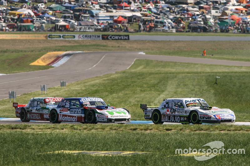 Leonel Sotro, Alifraco Sport Ford, Mathias Nolesi, Nolesi Competicion Ford, Matias Jalaf, Catalan Magni Motorsport Ford