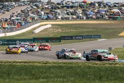 Facundo Ardusso, Trotta Competicion Dodge, Juan Marcos Angelini, UR Racing Dodge, Nicolas Bonelli, B