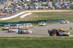 Matias Rossi, Donto Racing Chevrolet, Sergio Alaux, Coiro Dole Racing Chevrolet, Juan Pablo Gianini,