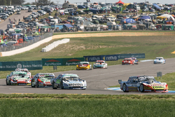 Lionel Ugalde, Ugalde Competicion Ford, Emiliano Spataro, UR Racing Dodge, Mariano Altuna, Altuna Co