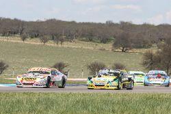 Sergio Alaux, Coiro Dole Racing Chevrolet, Omar Martinez, Martinez Competicion Ford, Martin Ponte, N