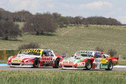 Juan Manuel Silva, Catalan Magni Motorsport Ford, Mariano Altuna, Altuna Competicion Chevrolet