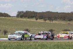 Emiliano Spataro, UR Racing Dodge, Emanuel Moriatis, Alifraco Sport Ford, Juan Manuel Silva, Catalan