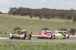 Leonel Pernia, Las Toscas Racing Chevrolet, Matias Rossi, Donto Racing Chevrolet, Omar Martinez, Martinez Competicion Ford