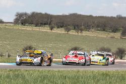 Leonel Pernia, Las Toscas Racing Chevrolet, Matias Rossi, Donto Racing Chevrolet, Omar Martinez, Mar