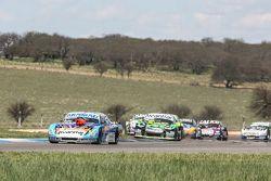 Martin Ponte, Nero53 Racing Dodge, Mauro Giallombardo, Maquin Parts Racing Ford