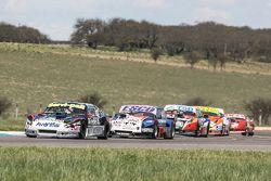 Diego de Carlo, JC Competicion Chevrolet, Jose Savino, Savino Sport Ford, Jose Manuel Urcera, Las To