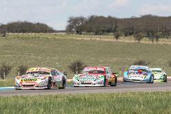 Sergio Alaux, Coiro Dole Racing Chevrolet, Juan Pablo Gianini, JPG Racing Ford, Martin Ponte, Nero53 Racing Dodge
