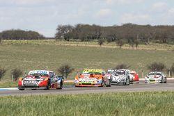 Jose Manuel Urcera, Las Toscas Racing Torino, Jonatan Castellano, Castellano Power Team Dodge, Laureano Campanera, Donto Racing Chevrolet