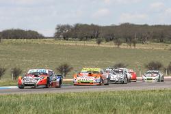 Jose Manuel Urcera, Las Toscas Racing Torino, Jonatan Castellano, Castellano Power Team Dodge, Laure
