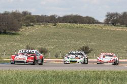 Pedro Gentile, JP Racing Chevrolet, Gaston Mazzacane, Coiro Dole Racing Chevrolet, Matias Jalaf, Catalan Magni Motorsport Ford