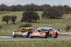 Guillermo Ortelli, JP Racing Chevrolet, Leonel Pernia, Las Toscas Racing Chevrolet
