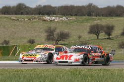 Mariano Werner, Werner Competicion Ford, Sergio Alaux, Coiro Dole Racing Chevrolet