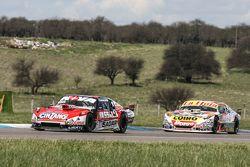 Matias Rossi, Donto Racing Chevrolet, Sergio Alaux, Coiro Dole Racing Chevrolet