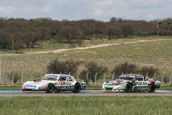Leonel Sotro, Alifraco Sport Ford, Gaston Mazzacane, Coiro Dole Racing Chevrolet