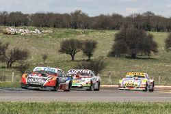 Jose Manuel Urcera, Las Toscas Racing Torino, Juan Marcos Angelini, UR Racing Dodge, Mauricio Lambir