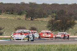 Juan Martin Trucco, JMT Motorsport Dodge, Christian Dose, Dose Competicion Chevrolet, Pedro Gentile, JP Racing Chevrolet