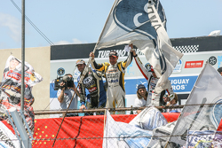 Sergio Alaux, Coiro Dole Racing Chevrolet, Omar Martinez, Martinez Competicion Ford, Matias Rossi, D