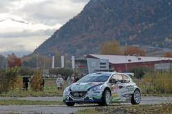 Emil Bergkvist e Joakim Sjoberg, Peugeot 208 T16 Opel Motorsport