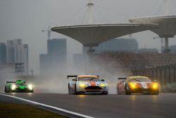 #98 Aston Martin Racing Aston Martin Vantage GTE: Paul Dalla Lana, Pedro Lamy, Mathias Lauda and #83