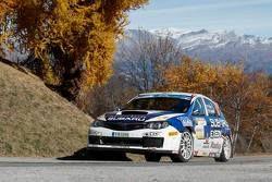 Stajf Vojtech e Frantisek Rajnoha, Subaru Impreza Subaru Duck Czech
